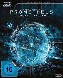 Prometheus - Dunkle Zeichen 3D
