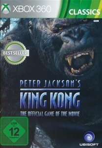 Peter Jacksons King Kong - XBOX CLASSICS (Relaunch)
