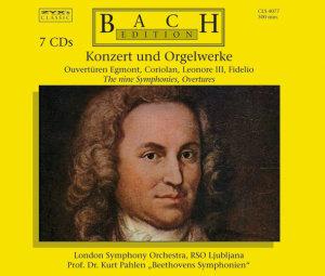 Concerts & Organ Works