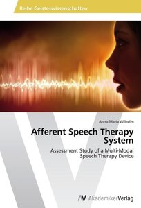 Afferent Speech Therapy System