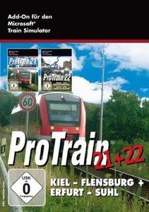 Train Simulator - Pro Train 21+22 Bundle