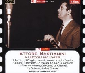 Ettore Bastianini: Diskographie einer Karriere