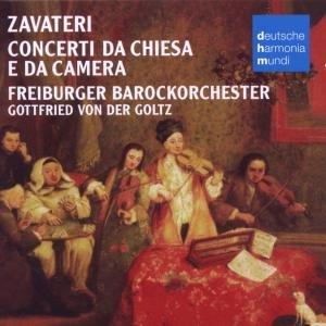 Concerti Da Chiesa E Da Camera