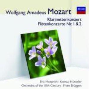 Klarinettenk.KV 622/Flötenk.313/314 (Audior)