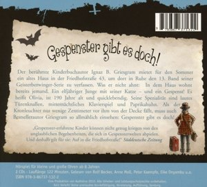 Friedhofstraße 43: Gespenster gibt es doch!