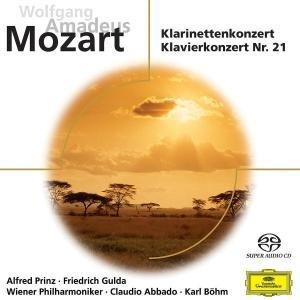 Klarinettenkonzert/Klavierkonzert 21 (SACD)