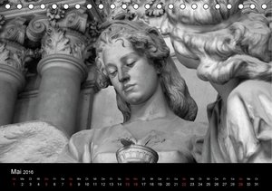 Lebende Steine - Skulpturen auf dem Friedhof Staglieno (Tischkal