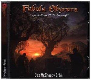 Fabula Obskura 01. Das McGready Erbe
