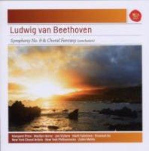 Sinfonie 9 op.125 & Choralfantasie