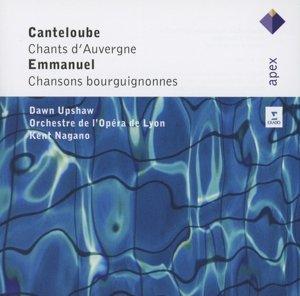 Chants D'Auvergne/Chansons Bourguignonnes