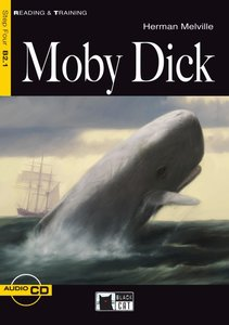 Melville, H: Moby Dick/Buch und CD
