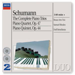 Sämtliche Klaviertrios 1-3 (GA)/+