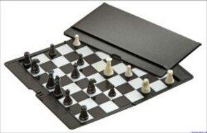 Philos 6531 - Schach, Reisespiel, magnetisch