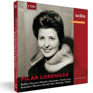 Lorenga,Pilar;Opernhighlights
