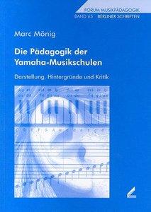 Die Pädagogik der Yamaha-Musikschulen