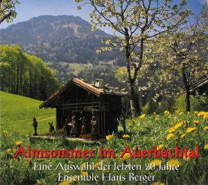 Berger, H: Almsommer im Auerbachtal