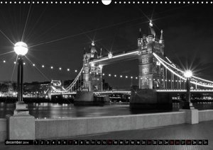LONDON - Cityscapes (NL - Version) (Wandkalender 2014 DIN A3 ver