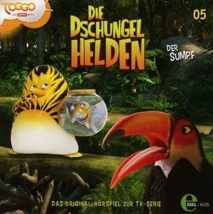 (5)Original Hörspiel z.TV-Serie-Der Sumpf