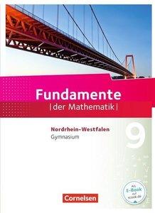 Fundamente der Mathematik 9. Schuljahr. Schülerbuch Gymnasium No