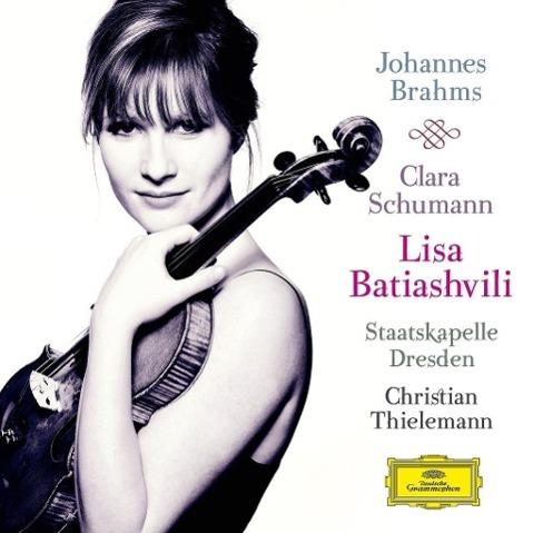 Violinkonzert Op. 77 / 3 Romanzen Op. 22 - zum Schließen ins Bild klicken