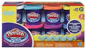 Play-Doh Plus 8er Pack