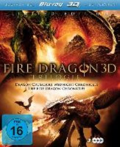 Fire Dragon 3D Trilogie