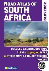 South Africa Glovebox Atlas 1 : 1.500 000