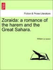 Zoraida: a romance of the harem and the Great Sahara.
