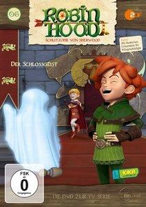 (6)DVD z.TV-Serie-Der Schlossgeist