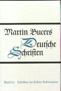 Schriften zur Kölner Reformation (1543)