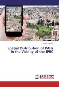 Spatial Distribution of PAHs in the Vicinity of the JPRC