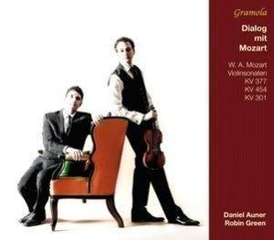Dialog mit Mozart (Klavier und Violine)