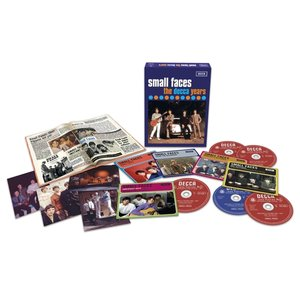 The Decca Years 1965-1967 (Limited 5-CD-Box)