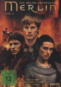 Merlin - Die neuen Abenteuer. Volume 06