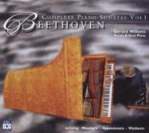 Complete Piano Sonatas Vol.1