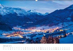 Dieterich, W: Reise durch die SCHWEIZ (Wandkalender 2015 DIN