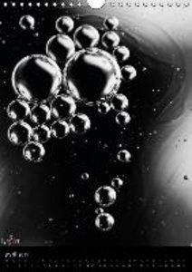 Un monde de bulles (Calendrier mural 2015 DIN A4 vertical)