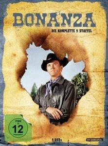 Bonanza - Die komplette 9. Staffel