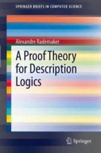A Proof Theory for Description Logics