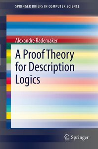 A Proof Theory for Description Logics