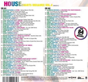 House Charts Megamix Vol.4