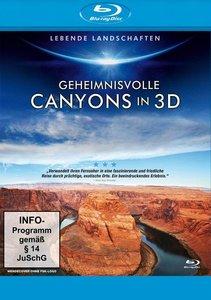 Lebende Landschaften - Geheimnisvolle Canyons in 3D