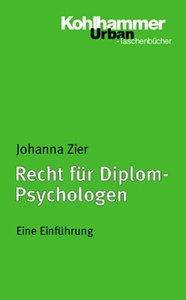 Recht für Diplom-Psychologen