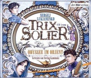 Trix Solier.Odyssee im Orient