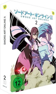 Sword Art Online - 2. Staffel - Box 2