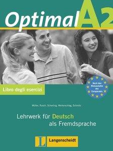 Optimal A2 - Arbeitsbuch Italienisch A2 mit Lerner-Audio-CD