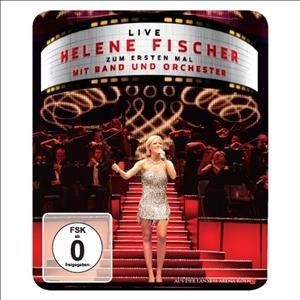 Live Helene Fischer/Zum 1.Mal Mit Band & Orchester