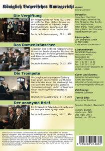 Folgen 29-32,Königlich Bayr.Amtsgericht