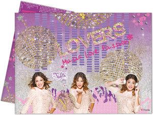 Disney Violetta Tischdecke 120x180 cm