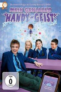 Mein Genialer Handy-Geist (Folge 14-26/2 DVD)
